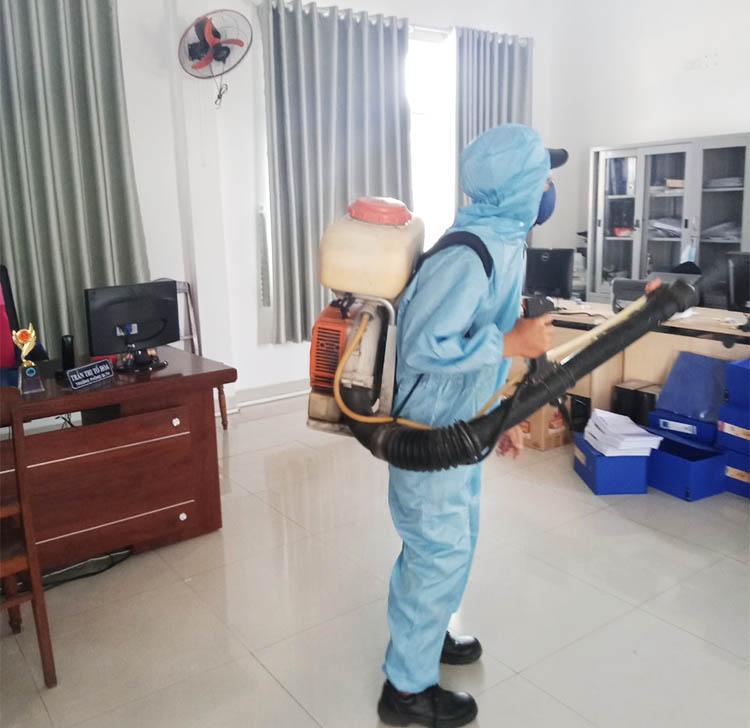 Dịch vụ diệt côn trùng tại Phú Thọ